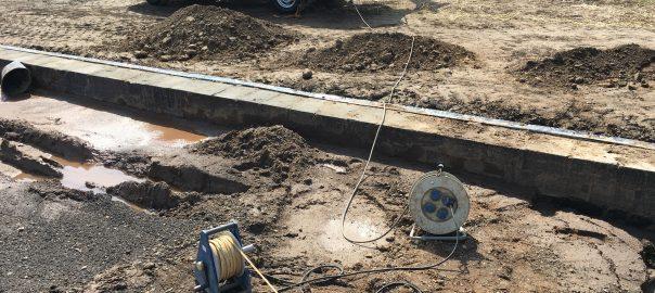 Budowa studni głębinowej